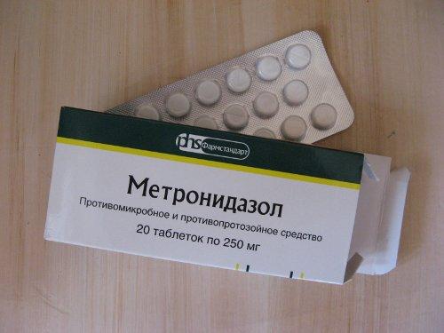 Как применять Метронидазол от прыщей